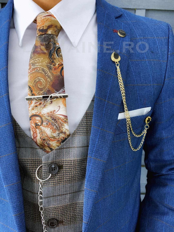 Cravata barbati A8727