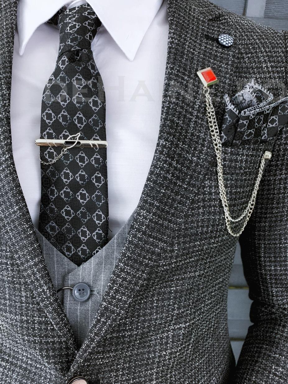 Cravata barbati A8728