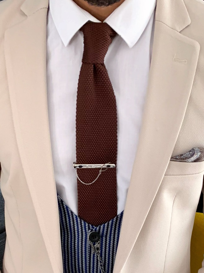 Cravata barbati A3927