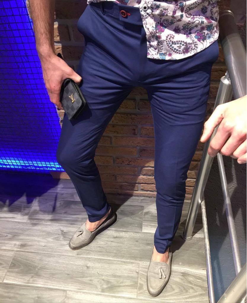 Pantaloni barbati eleganti ZR A1275