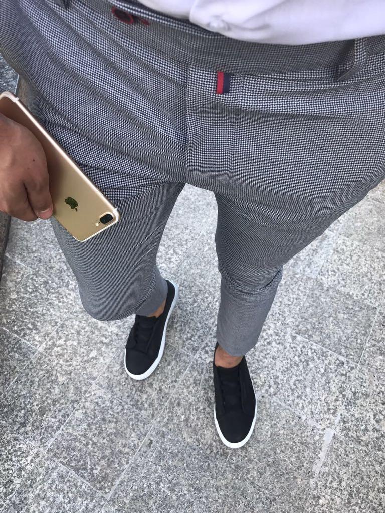 Pantaloni barbati eleganti ZR A1276