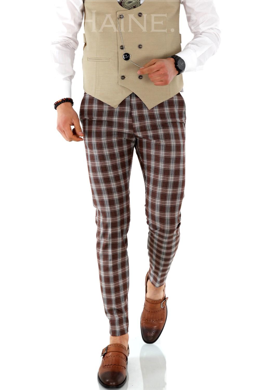 Pantaloni barbati eleganti ZR A1174 A-2