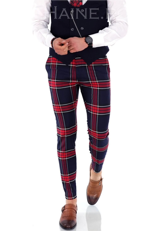 Pantaloni barbati eleganti ZR A1175