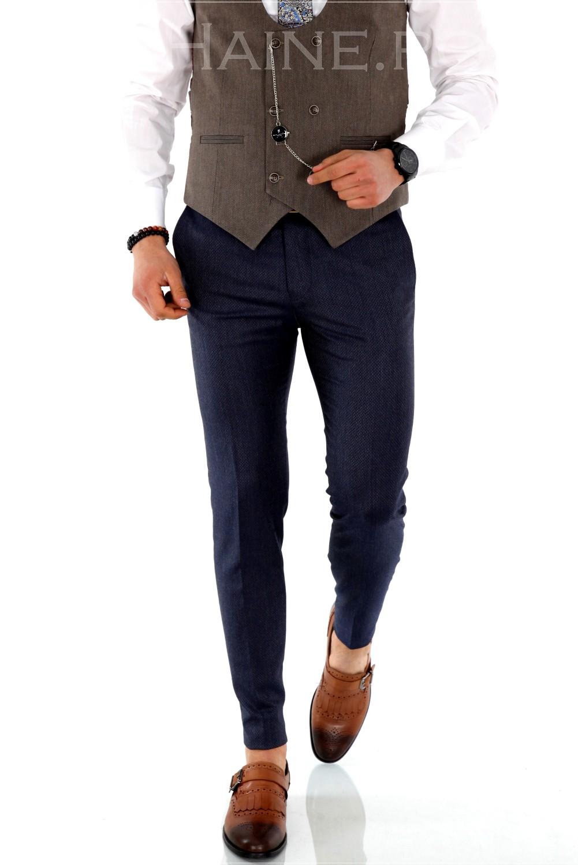 Pantaloni barbati eleganti ZR A1178 B7