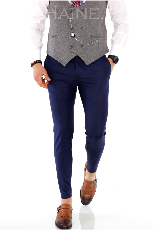 Pantaloni barbati eleganti ZR A1179