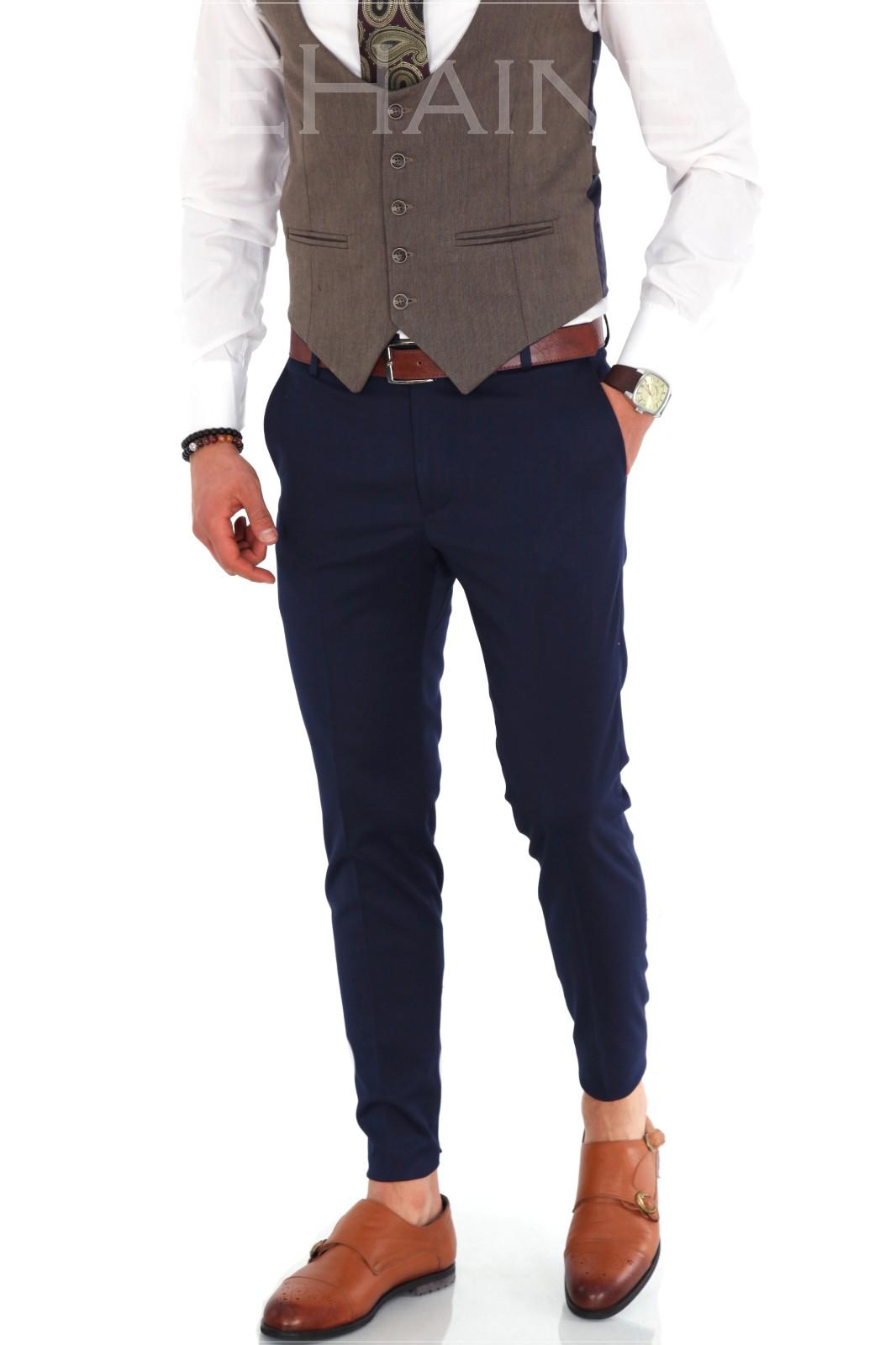 Pantaloni barbati eleganti ZR A1073 B23