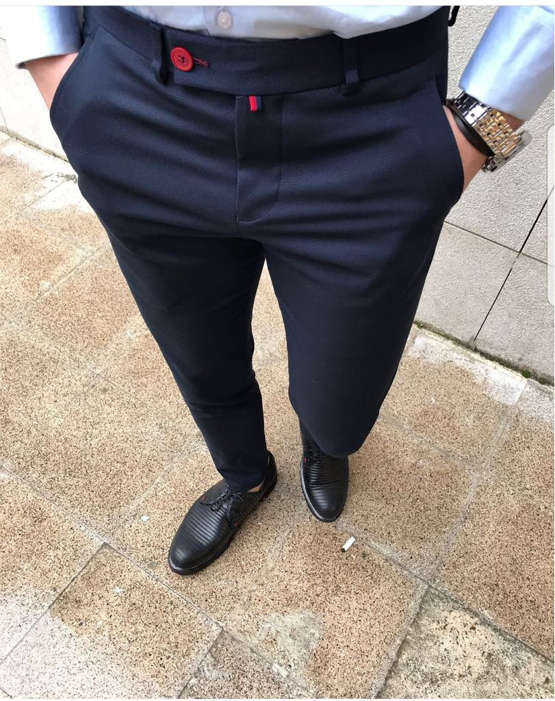 Pantaloni barbati eleganti ZR A1042