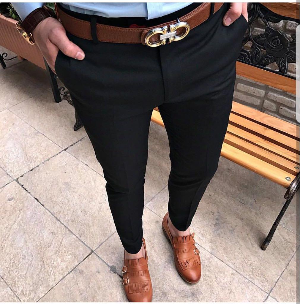 Pantaloni barbati eleganti ZR A1041