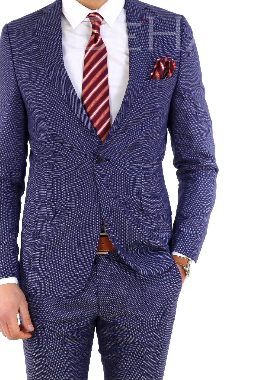 Costum barbati slim fit ZR 7937