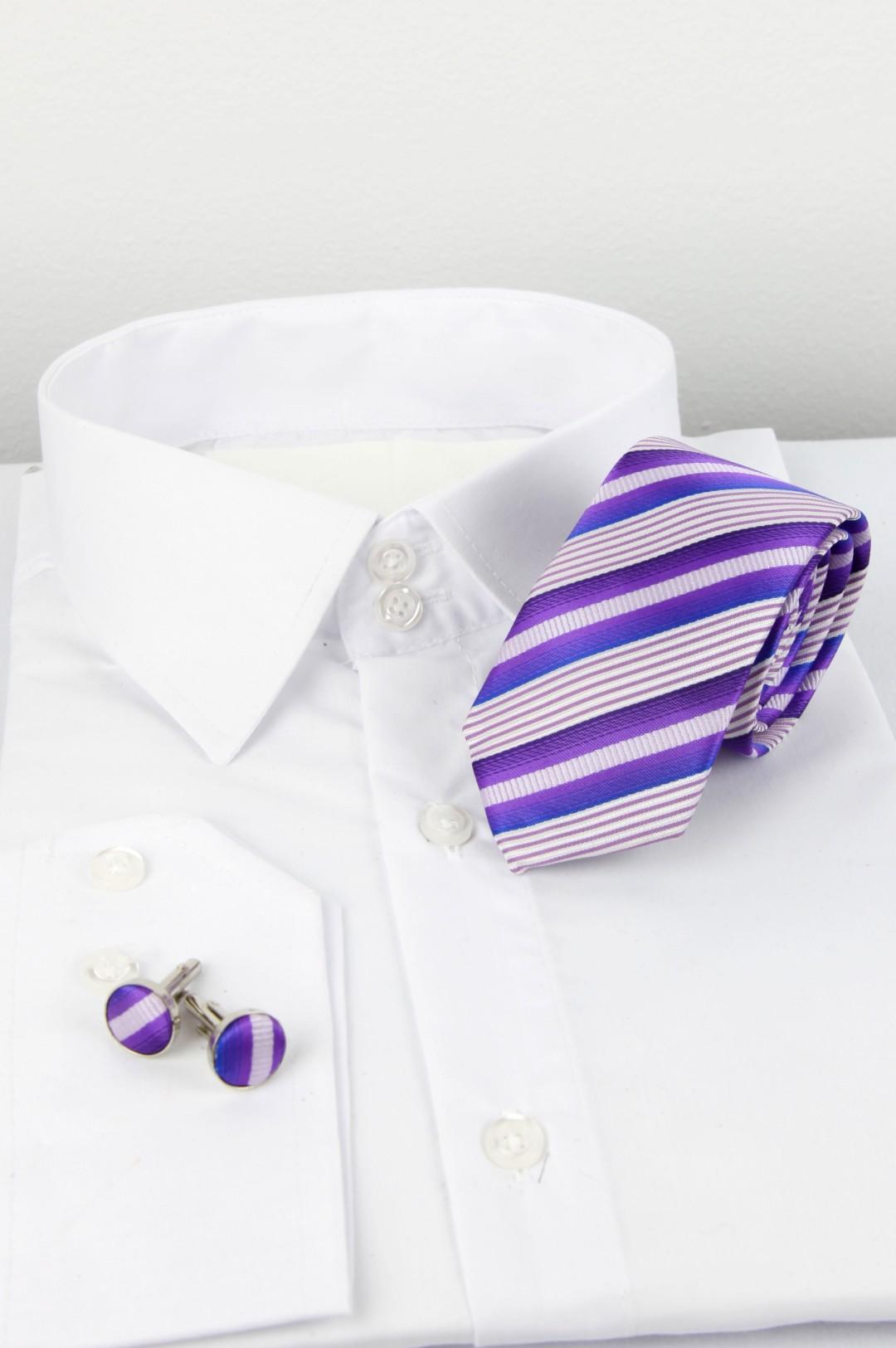 SET Cravata + Butoni 7204