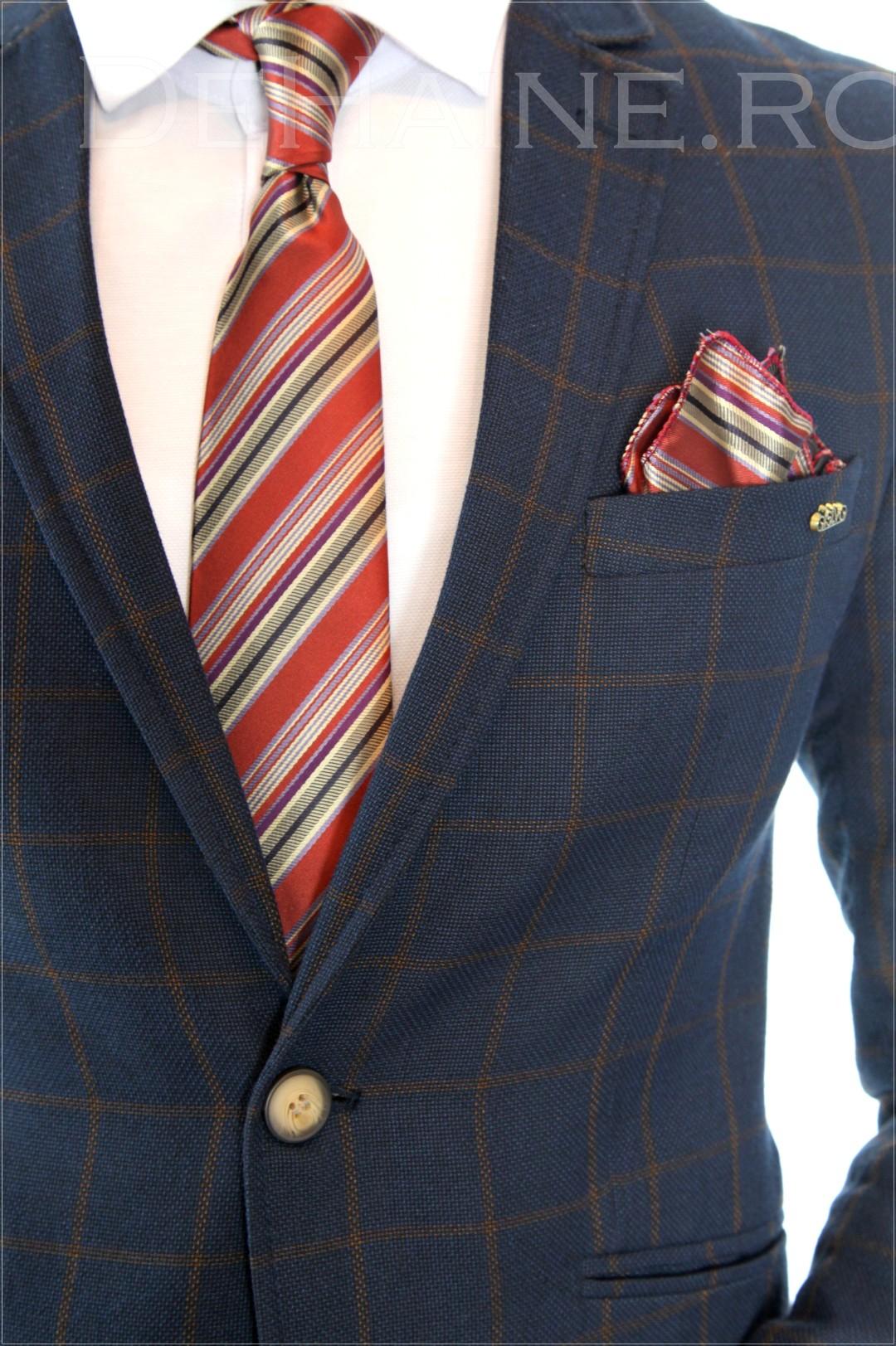 Cravata + Batista + Butoni 6499