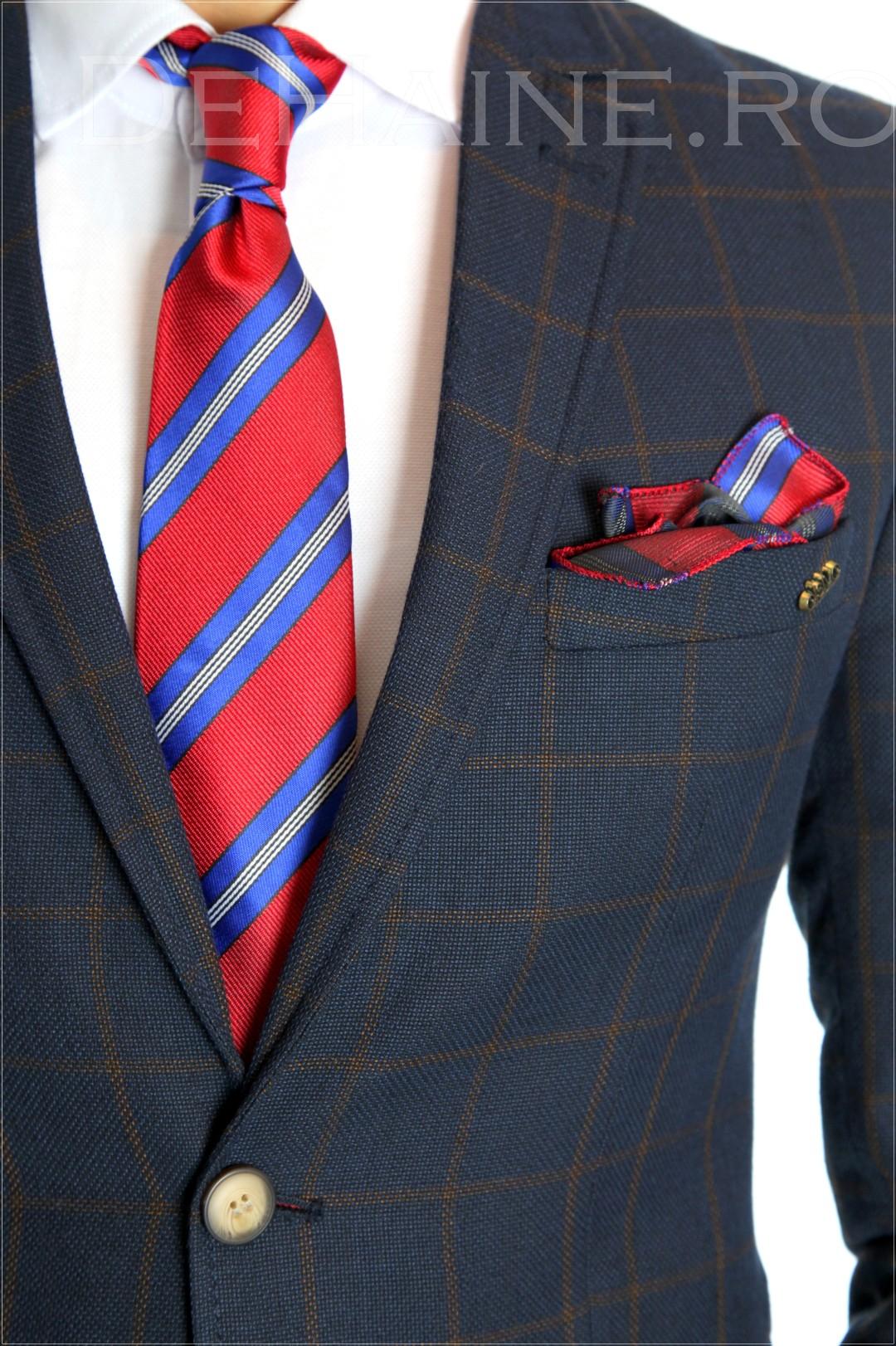 Cravata + Batista + Butoni 6481