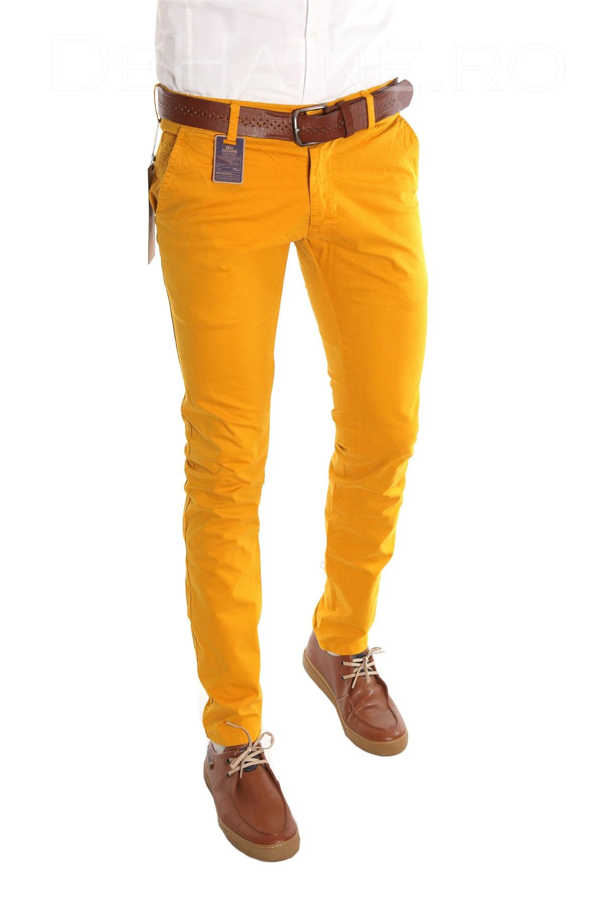 Pantaloni barbati ZR 6436 J4-1