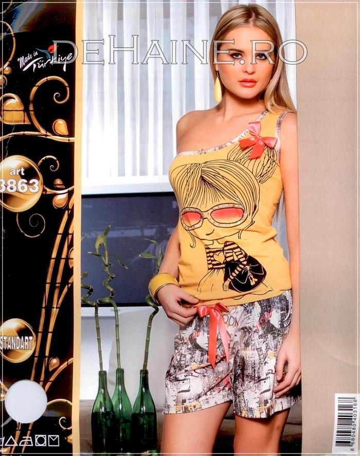 Pijama de dama 4407